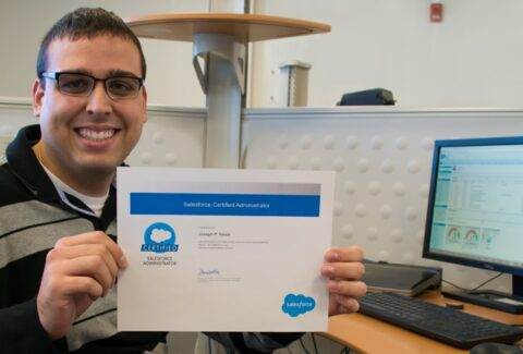 why you need a salesforce certification