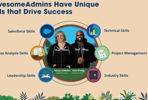 Salesforce administrator skills for success